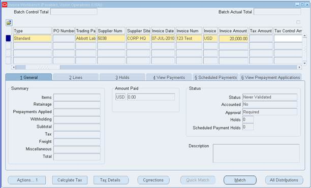 Oracle Applications Oracle Project Accounting Intigration With