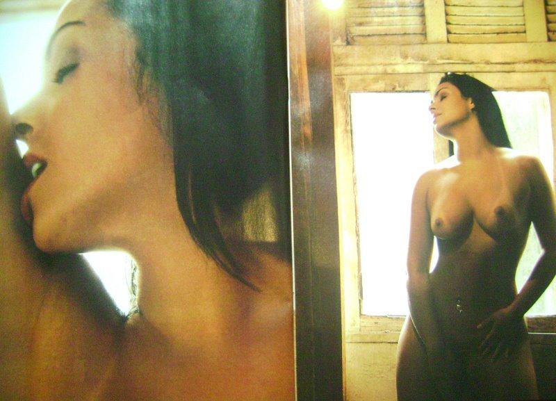 Revista Playboy Capa Andressa Soares A Mulher Melancia Mar O