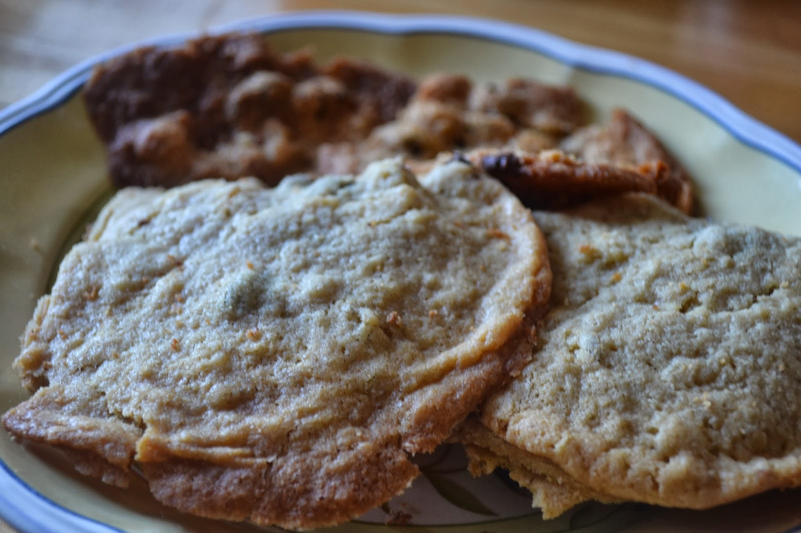 ... Miracles: Secret Recipe Club: Neiman Marcus Chocolate Chip Cookies