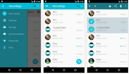 Call Recorder dari Clever Mobile