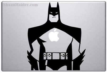 BatMan MacBook Stickers for Apple Lovers