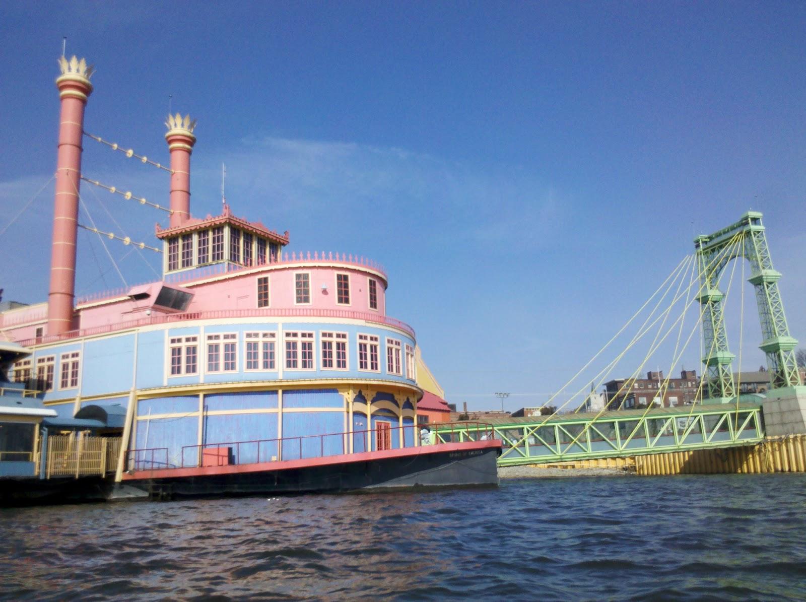 Mississippi river boats casino