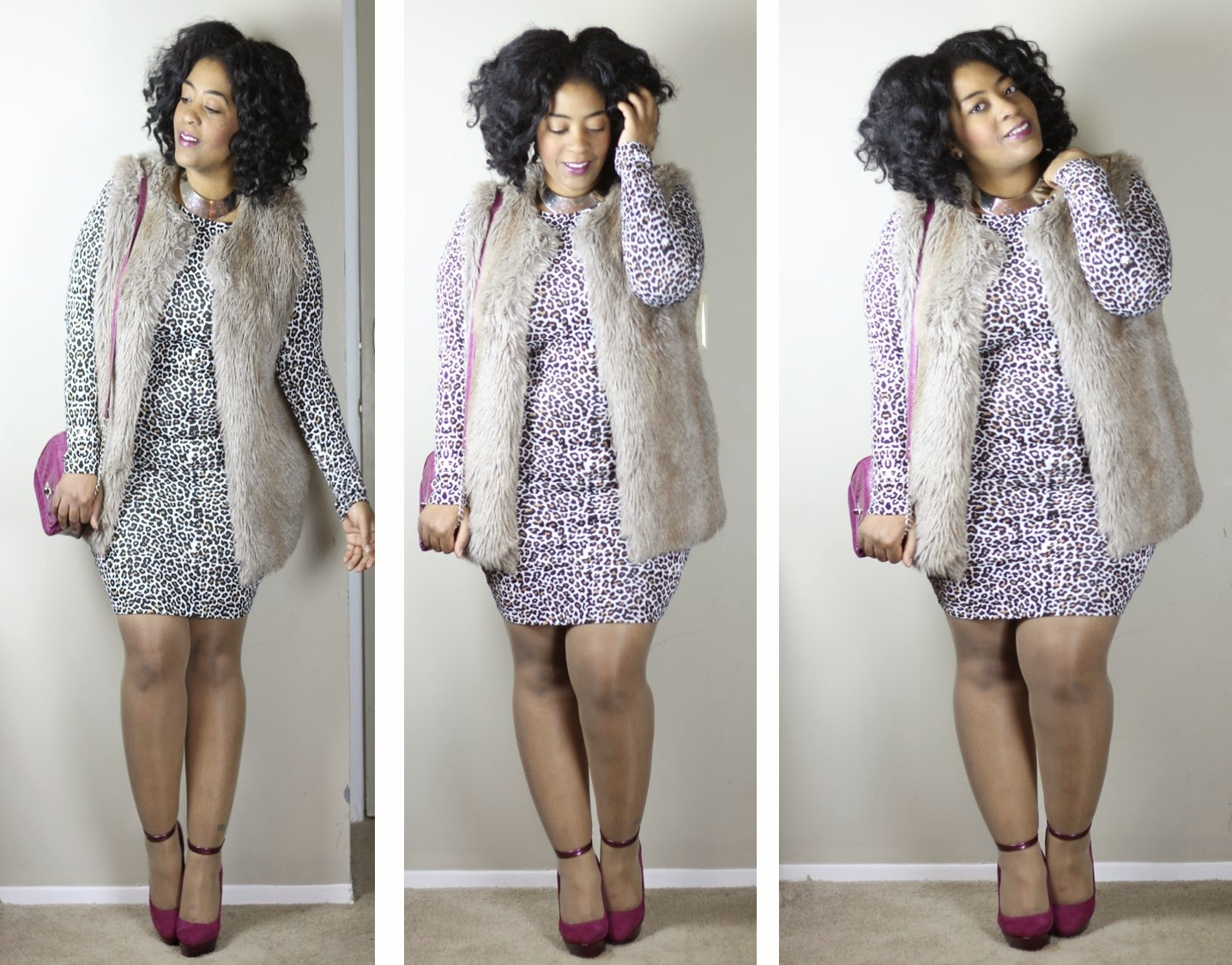 Vest style night dresses