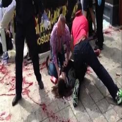 Explosão na maratona em boston vídeo encontrado pelo fbi