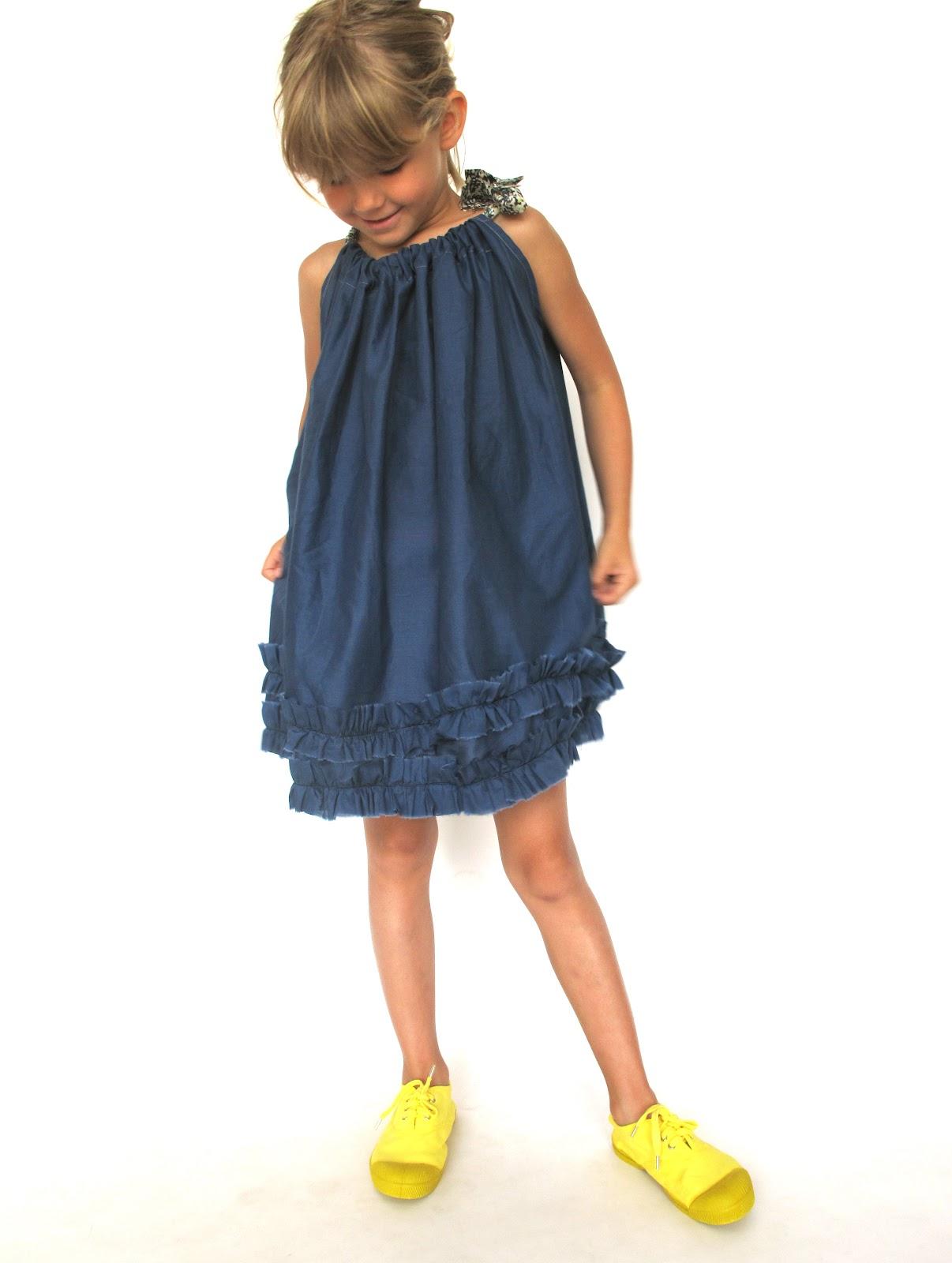 Make Easy Girl Dress
