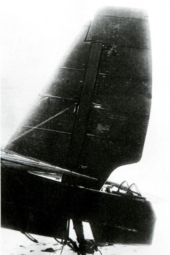 задняя турель ТБ-3