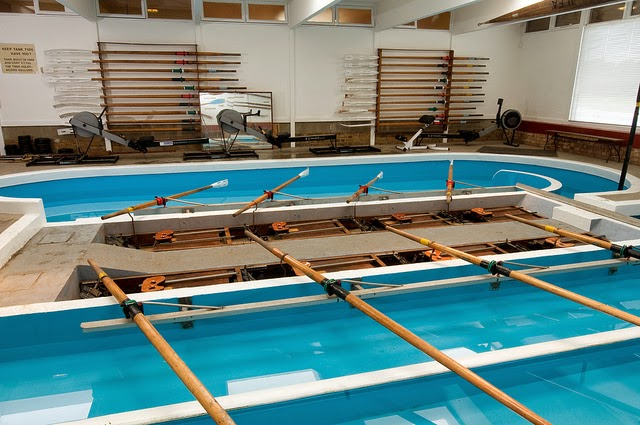 Roehampton University Rowing Club Location