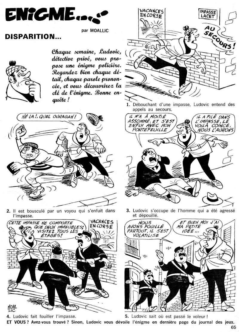 Les enquêtes de Ludo / Les énigmes de Ludo Ludo3