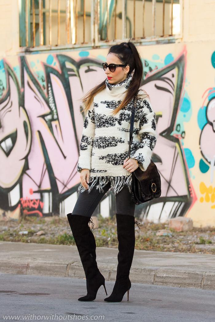 BLog de moda de Valencia con looks de mujer modernos, femeninos chic con zapatos bonitos y de calidad