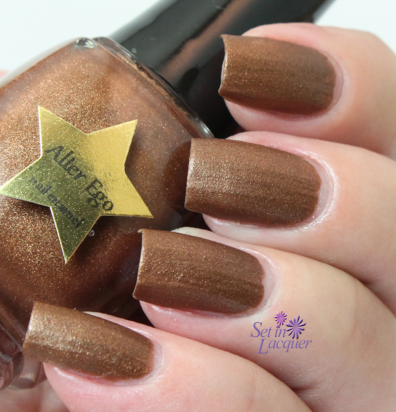 Alter Ego - Chocolatier (No top coat)