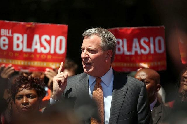 Bill de Blasio and the Jews of New York