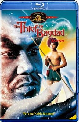 The Thief of Bagdad 1940 Dual Audio [Hindi Eng] BRRip 480p 300mb