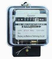 kwh meter-giga watt