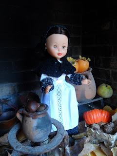 nancy muñeca castañera
