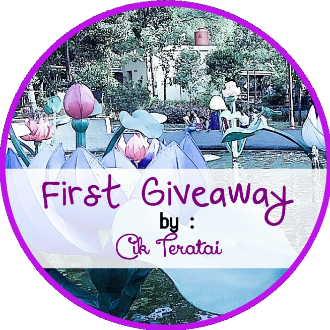 http://httpterataiungu.blogspot.com/2014/10/first-giveaway-by-cik-teratai.html