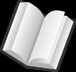 desenho de livros