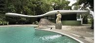 Casa en Canoas. 1953, Brasil