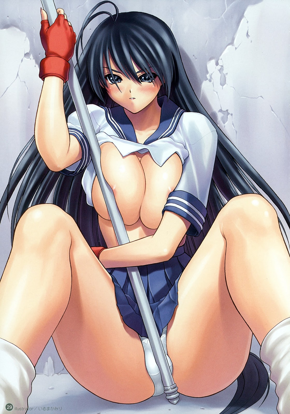 Ikki tousen:dragon destiny porn naked film