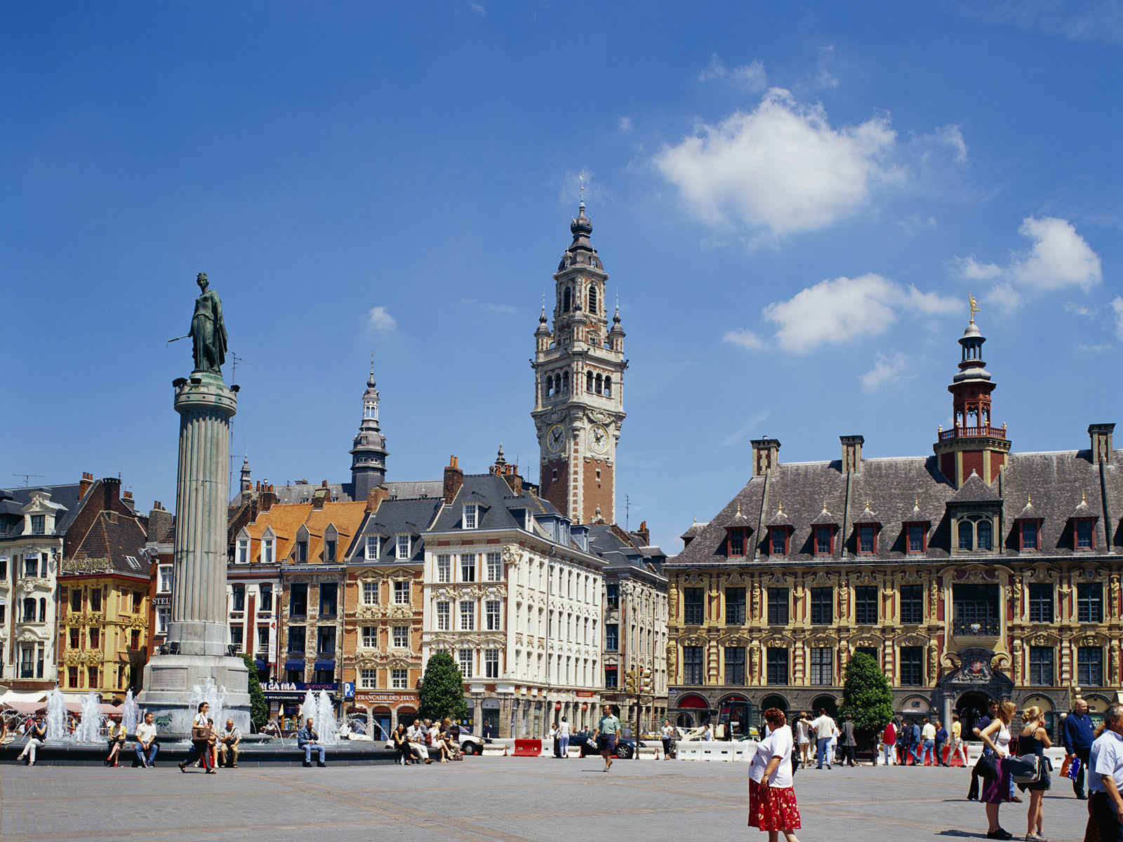 TOP WORLD TRAVEL DESTINATIONS: Lille, France