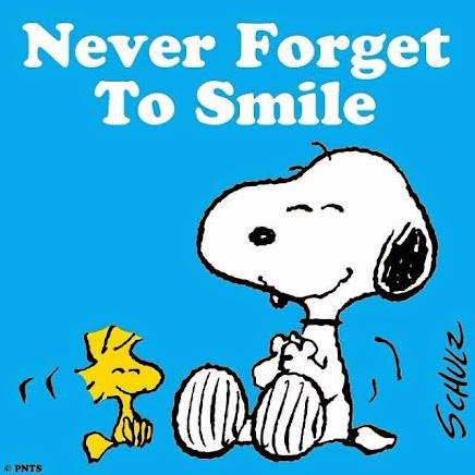 A SMILE can enhance someone's entire day!  SO--smile at EVERYONE you see.