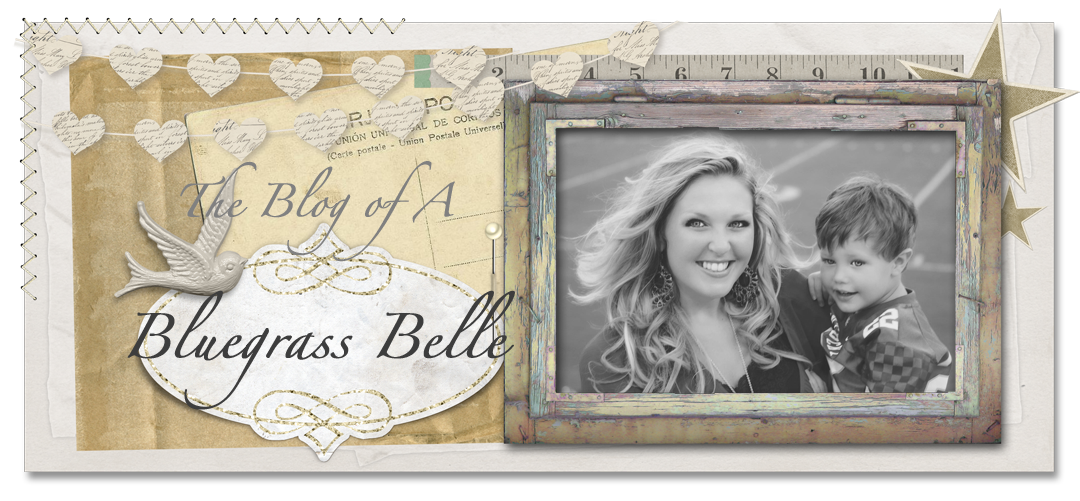 The Blog of a Bluegrass Belle