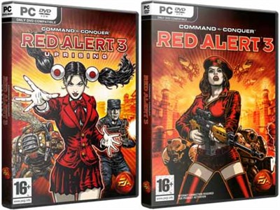 command and conquer red alert 3 crack