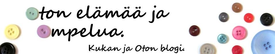 Kukan ja Oton blogi