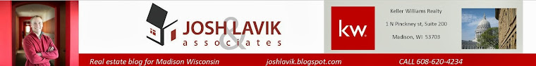 Josh Lavik's real estate blog for Madison Wisconsin and surrounding areas