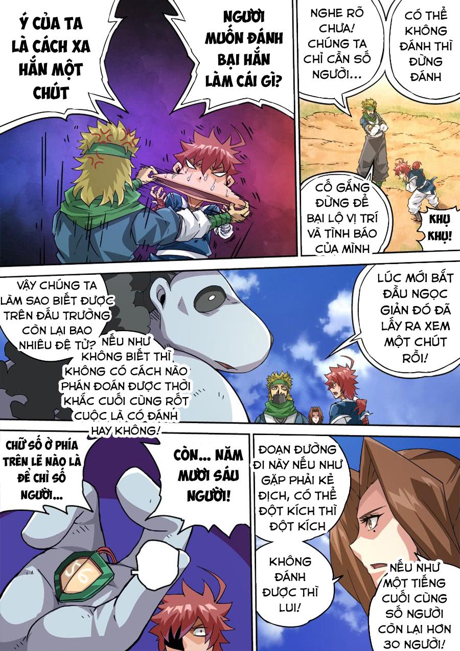 Quyền Bá Thiên Hạ chap 222 - Trang 6