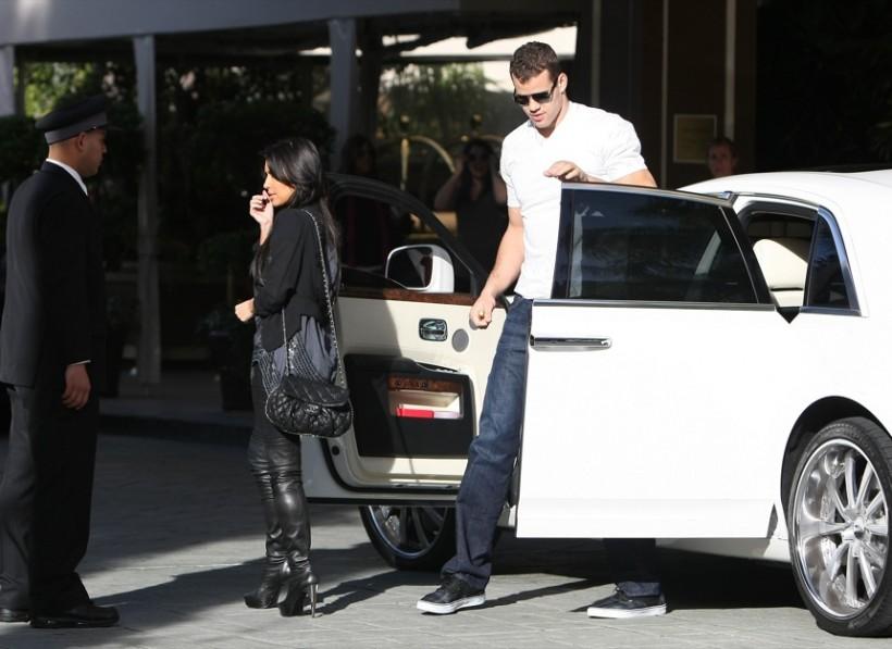Kim kardashian bentley episode