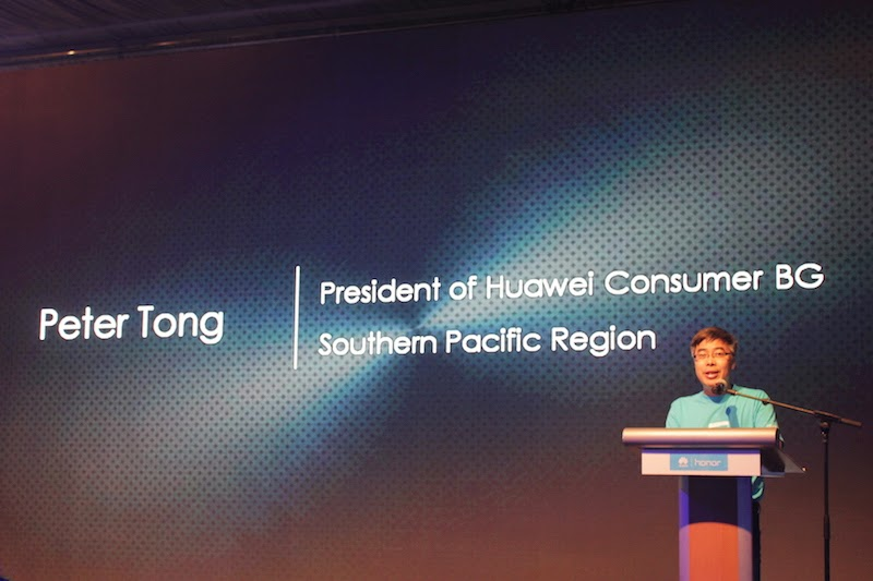 Huawei Honor 1st Anniversary Malaysia Di KLCC