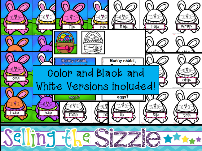 http://www.teacherspayteachers.com/Product/Bunny-Rabbit-Word-Family-Game-1209298
