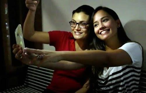 5 celulares com flash frontal que fazem os melhores selfies