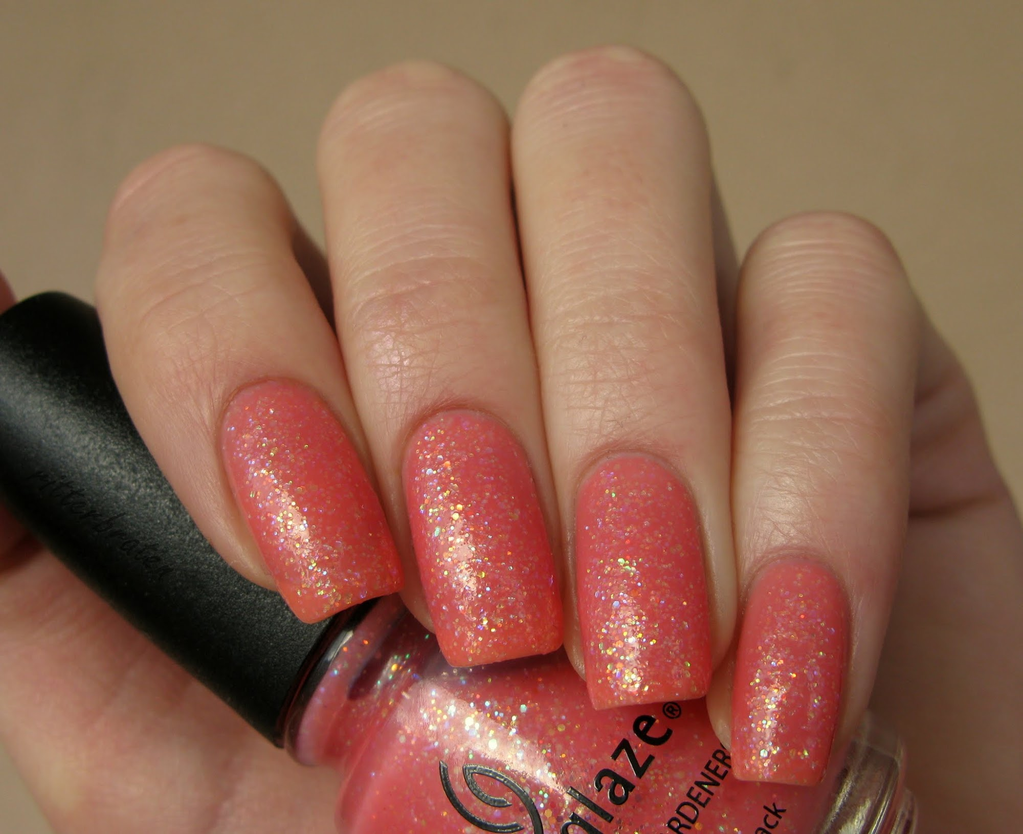 China Glaze Preppy Pink