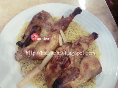 Restoran Arab Shah alam, chicken mandy, masakan arab