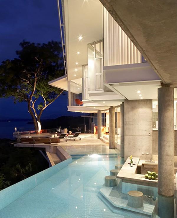 Costa Rica luxurious villas