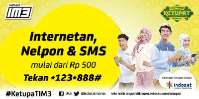 Paket IM3 Ketupat Ramadhan 2015