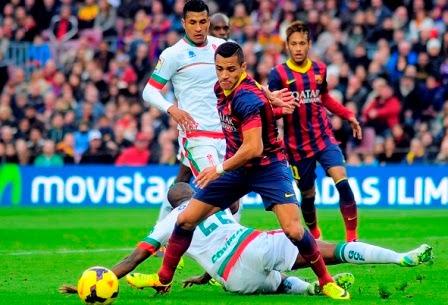 OGC Nice vs Barcelona