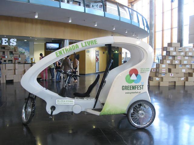 Um dia no GreenFest