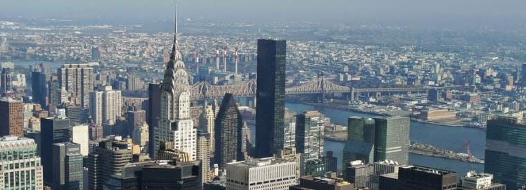 Tops 10 des activités à New York