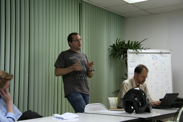 Thoughts from the March BKK Web Meetup