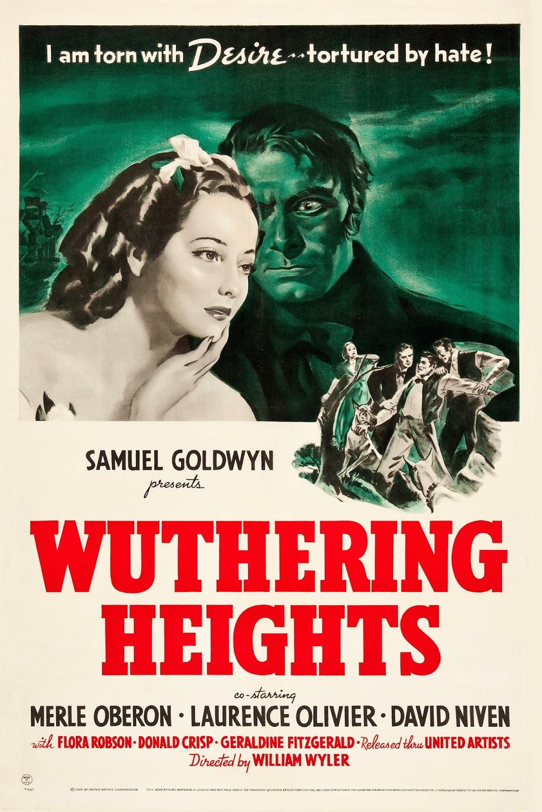 old hollywood films the essential films of wuthering heights a vintage poster for wuthering heights