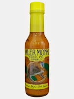 Howler Monkey Amarillo Hot Sauce