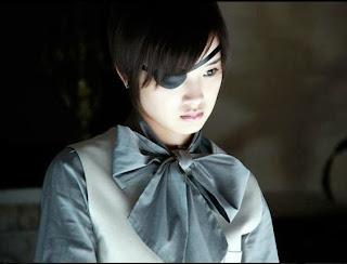 Foto Shiori Genpo Black Butler Live Action diperankan oleh Ayame Goriki