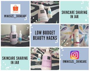 Minisize Skincare