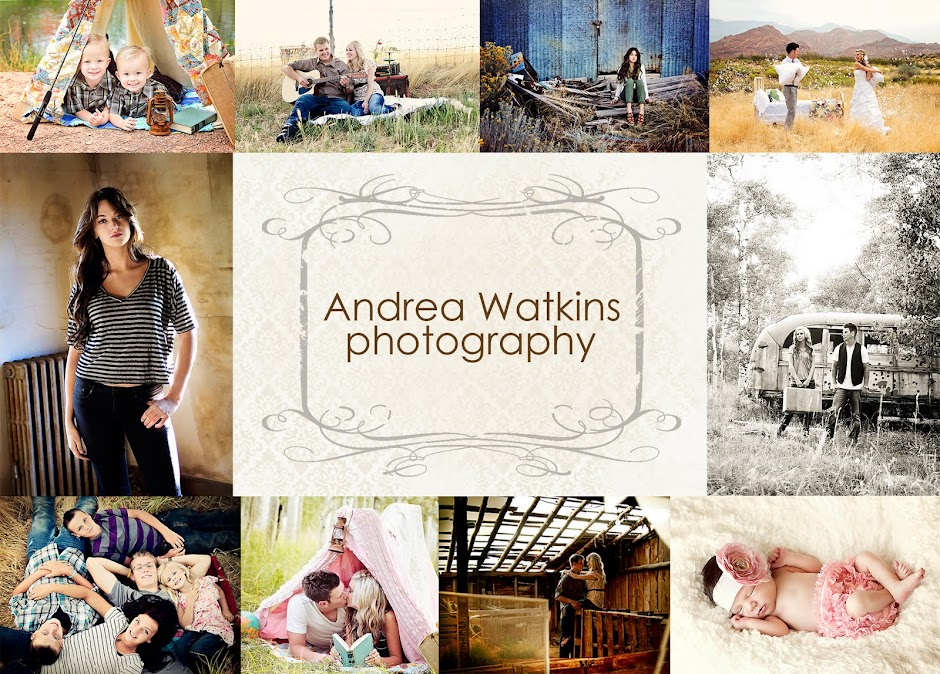 Andrea Watkins Photography, St. George Utah Photographer