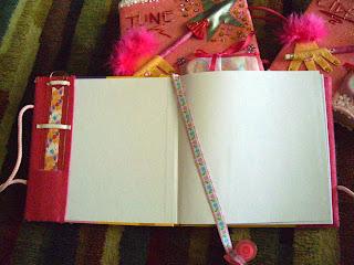cuaderno para niñas-