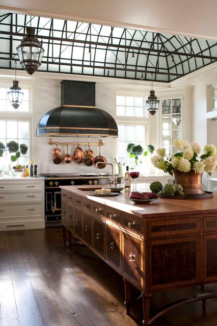Kitchen of the day best great home design - Residence secondaire austin patterson disston ...