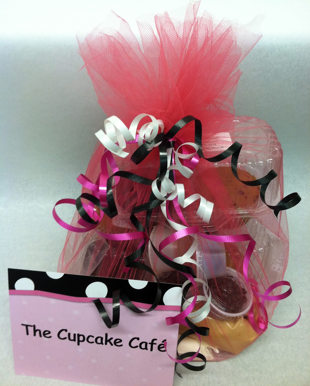 The Cupcake Cafe Gallery