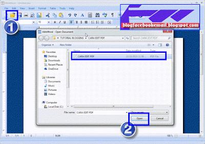 cara mengedit file pdf dengan mudah